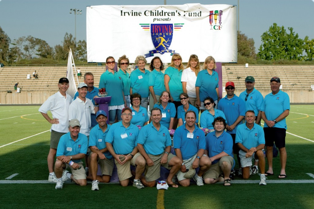 irvine junior games committee